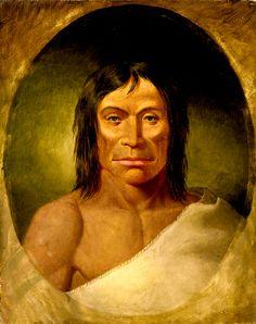 Tillikoit, Cayuse. Questo guerriero partecipò al massacro della missione di waiilatpu, dove furono uccisi il dottor Whitman e la moglie.