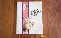 a Spoon of Style: Mother's day card 2016