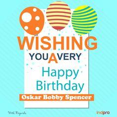 #Indpro #Employee #HappyBirthday #BirthdayCard #TeamIndpro