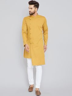 New Stylish Kurta Indian Cotton Solid Traditional Kurta Top Tunic Men Clothing Long Kurta Plus Size - Excited to share the latest addition to my shop: New Stylish Kurta Indian Cotton Solid Tradit - Mens Fashion 2018, Mens Fashion Casual Shoes, Indian Men Fashion, Mens Fashion Suits, Men's Fashion, Sport Fashion, Fashion Outfits, Short Kurta For Men, Kurta Men