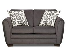 I found a Flannel Charcoal Loveseat at Big Lots for less. Find more at biglots.com!