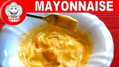 MAIONESE CASEIRA, HOMEMADE MAYONNAISE. Good Food, Yummy Food, Tasty, Homemade Mayonnaise, Best Food Ever, Amazing Recipes, Peanut Butter, Make It Yourself, Fruit