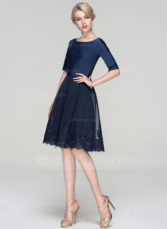 Cocktail Dresses Clearance Size 10 16 Black Short Satin Cocktail Dress 2019 Women Knee Length Mermaid Cocktail Party Dresses Vestido Coquetel Factory Direct Selling Price