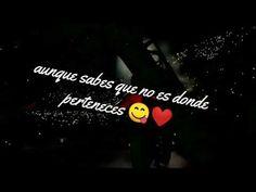 Amanece - Anuel Aa Letra (ESTADO PARA WHATSAPP) - YouTube I Miss U, Youtube, Videos, Mendoza, Diana, Mary, Sad Song Lyrics, Depressing Quotes, Miss You