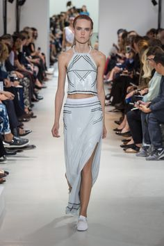 PACO RABANNE SHOW / SPRING SUMMER 2017 / LOOK 25