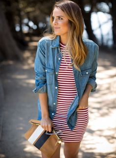 8 Fourth of July Outfit Ideas