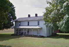Along TN 25 Northeast of Springfield, TN - 19th Century home still in use.