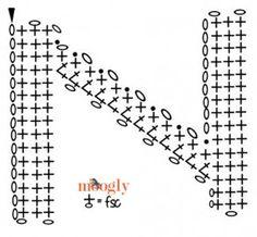 The Moogly Crochet Alphabet - Say It With Free Crochet Letter Patterns! Crochet Letters Pattern, Crochet Alphabet, Crochet Applique Patterns Free, Letter Patterns, Crochet Chart, Applique Letters, Crochet Stitches, Crochet Patterns For Beginners, Crochet Hooks
