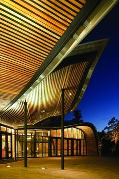 VanDusen Botanical Garden Visitor Centre in Vancouver, BC