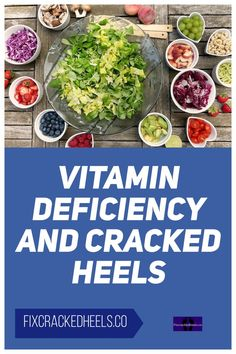 A diet deficient in zinc, vitamin A, Vitamin E, Vitamin c, vitamin b3, and omega-3 fatty acids can cause cracks in your heels and skin. Read more on our blog! Heel Fissures, Dry Cracked Heels, Vitamin Deficiency, Vitamin C, The Cure, Diet, Omega 3, Canning, Food