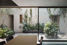 Ambrosi | Etchegaray,  Antonio Sola Town-Houses, Colonia Condesa, Mexico City