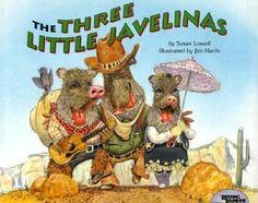 The Three Little Javelinas