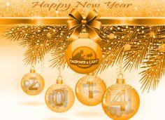 Happy New year artwork