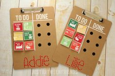 Toddler Chores & Ideas for Everyone - Chore Jar, Chore Board, and Chore Chart www.allkindsofthi...