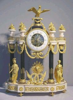 Very ornate.