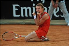 Simona Halep Tennis Simona Halep: My Goal is to Win the French Open