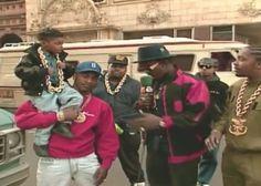 Yo! MTV Raps-Eric B & Rakim
