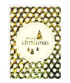 BUTT Papierkram - xmas »christmas stars«