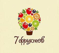 40 Amazing Fruit Logo Designs For Inspiration
