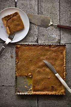 Treacle Tart, Harry Potter's favorite dessert!  (ok I had to google it...sounds killer!!)