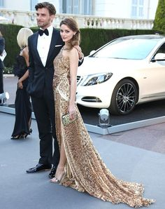 Johannes Huebl and Olivia Palermo at the amfAR 20th Annual Cinema Against AIDS held during the 66th Cannes Film Festival in Cap d'Antibes, France on May 23, 2013