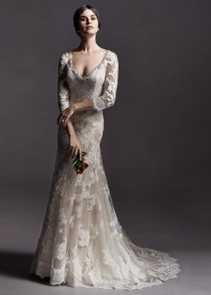 Annora, Sottero and Midgley de Maggie Sottero