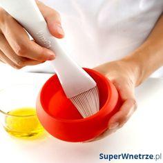 Naczynie do gotowania jajek OVO - cylindryczne Lekue Tools czerwone 3401900R10U008