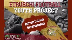 #weusetv #BST #Crowdfunding (#Etruschi #Livorno #american #football)