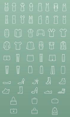 Illustrations and icons for personal projects.  ARTIST   Jose Luis Gonzalez  URL…