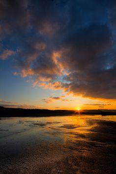 Sunset by Stuart Warner