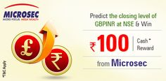 #Predict the closing level #GBPINR at #NSE  http://www.foreseegame.com/user/GamePlay.aspx?GameID=Lg%2f8MGYeygEmblKmeoL69Q%3d%3d