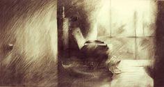 Colección Ciudad sin Límites Título: Interior II