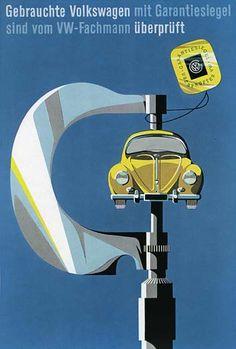 by Wolf D. Zimmermann, 1958 | Volkswagen
