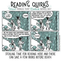 Reading Quirks No. 14 – Stealing time for reading books here and there can save a few books before death I Love Books, Books To Read, My Books, Reading Books, Book Memes, Book Quotes, Game Quotes, Bookworm Quotes, Detective