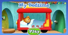 Daniel Tiger's Neighborhood MY BEDTIME - Fun Video Games for Kids