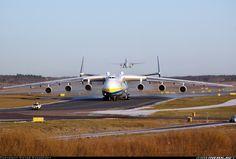 Antonov An-225 Mriya una maravilla voladora