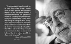 "WrathOfGnon — ""We say that a society and a people are in good..."