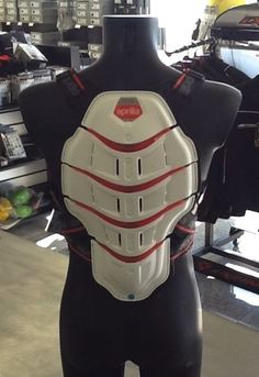 Aprilia Tryonic protezione FEEL 3.7 moto livello2 altezza pilota 160-170cm pista