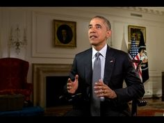 Weekly Address: Happy Mother's Day From President Obama - YouTube