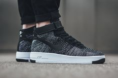 Look Out For This Oreo-Inspired Nike Air Force 1 Ultra Flyknit Mid