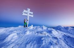 Kľak. ❄️ Central Europe, Mount Everest, Mountains, The Originals, Country, Places, Pictures, Travel, Photos