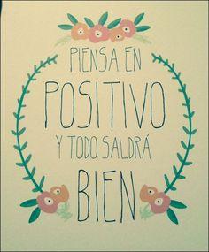 Tener la mente positiva es primordial, estas #FrasesMotivadoras te ayudarán a tener un buen ánimo.