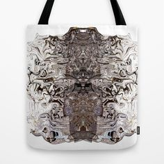 Buy Abstract: The White Rabbit  by Sonia Marazia as a high quality Tote Bag. Worldwide shipping available at Society6.com. Just one of millions of…