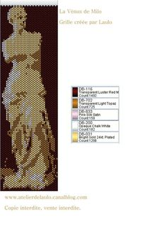Peyote Stitch Patterns, Beading Patterns, Minecraft Pixel Art, Venus, Peyote Beading, Bead Crochet, Bead Art, Bead Crafts, Weaving