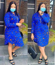 African Shirt Dress, African Print Shirt, African Dresses For Kids, African Maxi Dresses, Latest African Fashion Dresses, African Attire, African Print Fashion, Ankara Gowns, Ankara Dress Designs