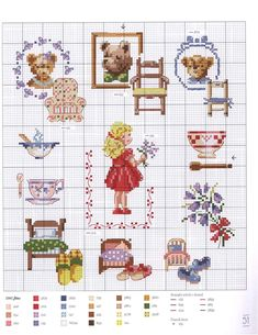 "Photo from album ""Fables & Fairy Tales to Cross Stitch on Yandex. Cross Stitch Fairy, Just Cross Stitch, Cross Stitch Animals, Cross Stitching, Cross Stitch Embroidery, Everything Cross Stitch, Funny Cross Stitch Patterns, Cross Stitch Collection, Cross Stitch Boards"