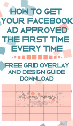 Facebook Ad Creator Grid -