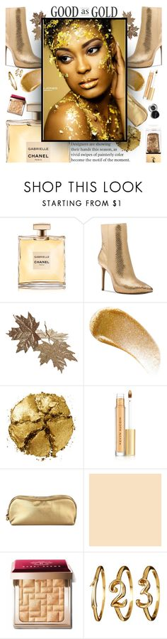 """Untitled #2826"" by anarita11 ❤ liked on Polyvore featuring beauty, Chanel, Michael Kors, BBrowBar, Pat McGrath, Kevyn Aucoin, Rodo, Bobbi Brown Cosmetics and Yves Saint Laurent"
