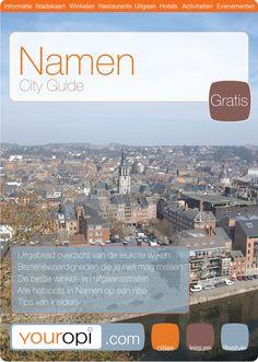 Gratis Ready to go City Guide Namen van Youropi.com. Ontdek de beste restaurants, leukste winkels, leuke activiteiten en evenementen met deze gratis stadsgids!