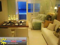 Image result Studio Condo, Studio Apartment Design, Home Studio, Condo Interior Design, Condo Design, Tiny House Design, Condo Decorating, Decorating Small Spaces, Tiny Living